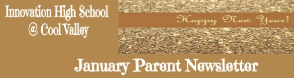 Monthly Parent Newsletter