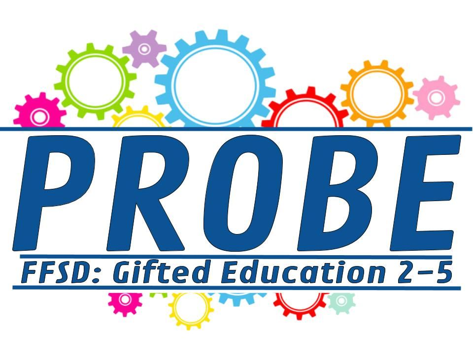 Probe: FFSD Gifted Education 2-5