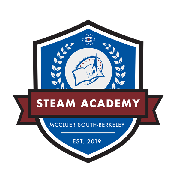 The STEAM Academy at McCluer South-Berkeley logo