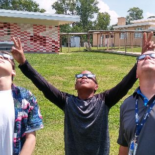 Check out our Total Solar Eclipse Experience