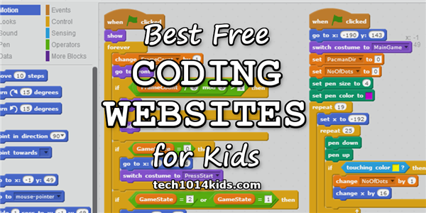 Here are some coding websites to visit!